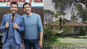 'Property Brothers' want to renovate 'The Golden Girls'?house