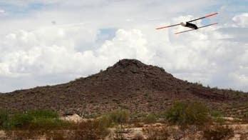 Army mini-explosive drones kill enemy drones