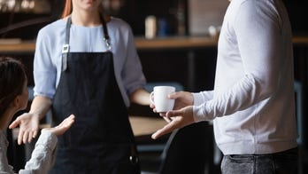 Man launches expletive-filled tirade at restaurant staff for taking too long to prepare his to-go meal