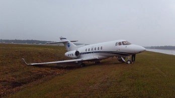 Plane makes emergency landing at Virginia airport due to 'sideways' nose gear