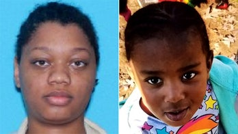North Carolina woman arrested in kidnapping of girl, 3, found alive at church