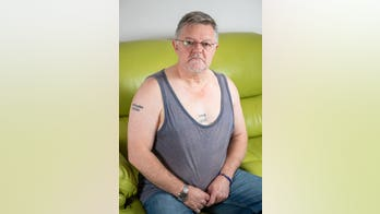 Man gets 'DNR' tattoo to prevent coming 'back as vegetable' in case of emergency