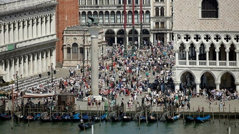 Venice's daily tourist tax to take effect in July