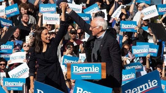 AOC endorsing Bernie Sanders is 'not a game-changer,' Juan Williams says