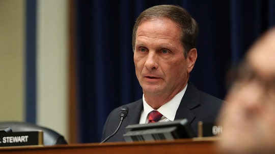 Chris Stewart says House impeachment push 'good news' because Senate trial will reveal truth