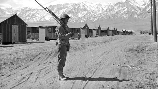 California to apologize for state's role in internment of Japanese Americans during WWII