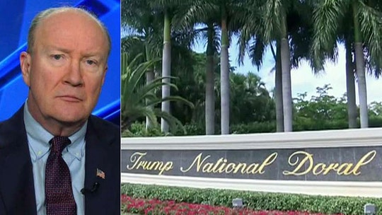 Andrew McCarthy: Trump Doral resort pick for G7 a 'real unforced error'