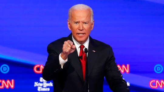 Fox News Poll: Biden has edge over Dems in Nevada, bests Trump by 7 points