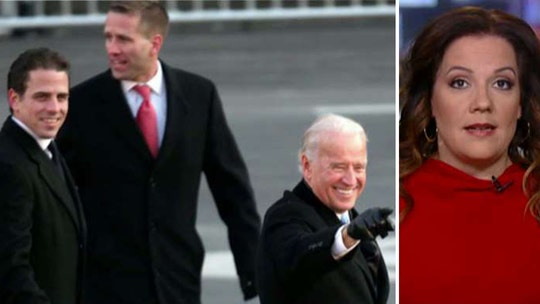 Joe Biden trying to get ahead of stories that reflect negatively on his family, Mollie Hemingway says