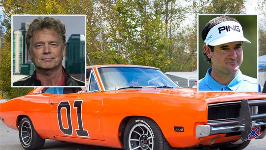 John Schneider doesn't think Bubba Watson took the Confederate flag off of his General Lee