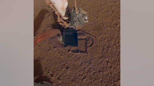 Alien breakthrough as water on Mars contained just the right ingredients to support life, scientists say