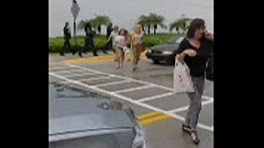 Reports of shots fired at Florida mall sparks panic, police response