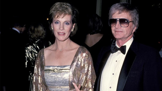 Julie Andrews says she avoided sexual harassment in Hollywood because men feared her husband Blake Edwards