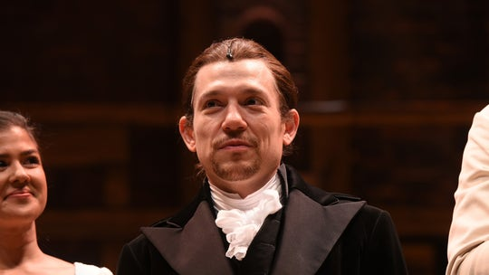 'Hamilton' star Miguel Cervantes' wife describes 'gaping hole of grief' after death of daughter, 3