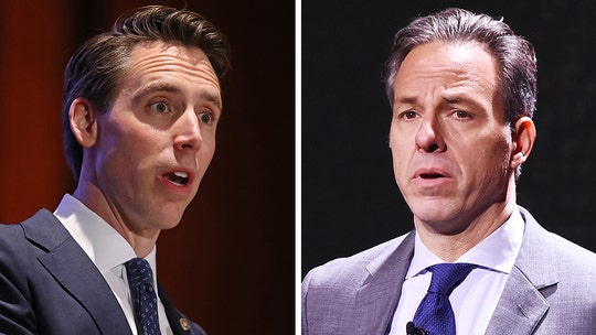 CNN's Jake Tapper faces backlash for suggesting Hawley's attack on Washington Post writer was anti-Semitic