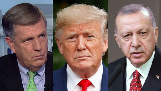 Turkey may have invaded Syria anyway even if Trump kept forces there, Brit Hume says