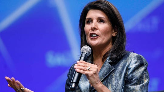 Nikki Haley dubbed 'early frontrunner' for GOP in 2024, gets apology from Dallas-area GOP: report