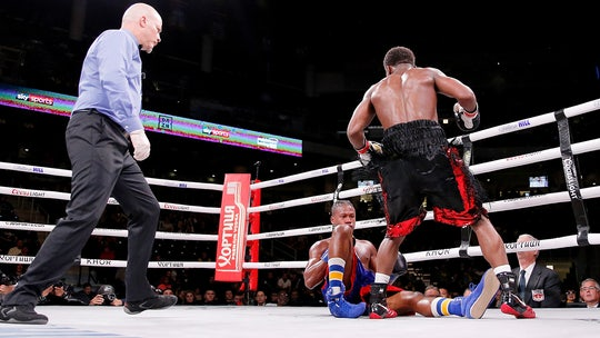 Boxer Patrick Day in coma after brutal KO against Charles Conwell: report