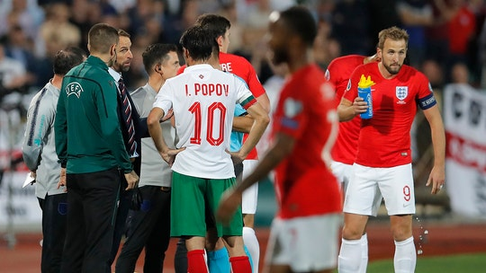 England players targeted by racist abuse, Nazi salutes, at Euro qualifier in Bulgaria