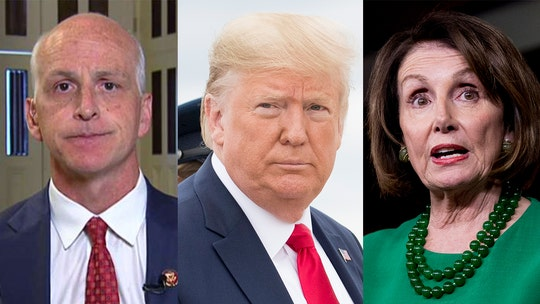 Top Democrat says Trump was 'not in a good mood' before Pelosi White House walkout