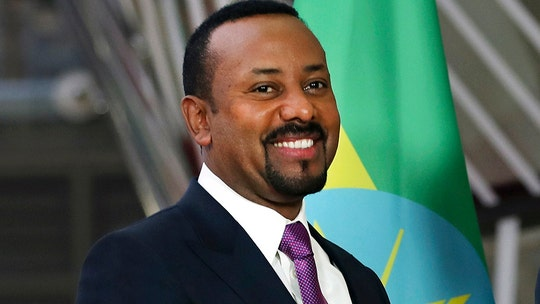 Nobel Prize winning Ethiopian prime minister faces protests 2 weeks after award