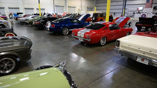 Huge seized car collection nets $8.2 million at largest ever U.S. Marshals auction