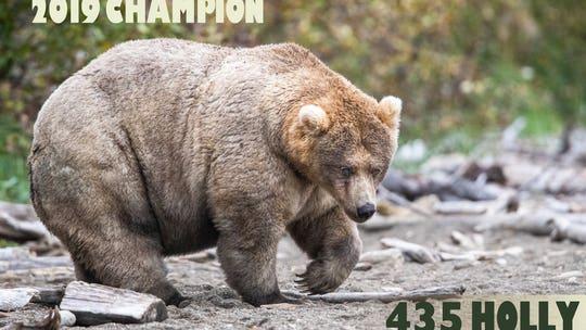 Alaska's 'Fat Bear Week' contest ends, new winner announced: 'Queen of Corpulence'