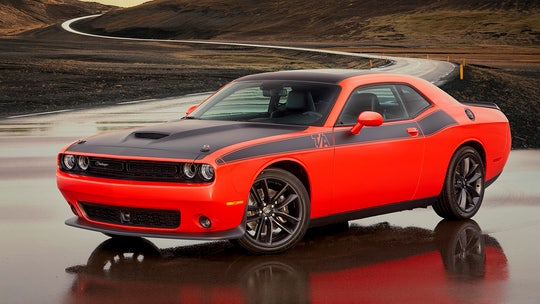 Hidden message suggests the Dodge Challenger will be replaced in 2023