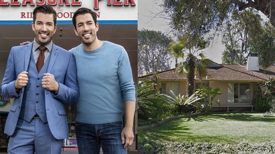 'Property Brothers' want to renovate 'The Golden Girls'聽house
