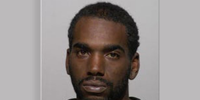 Lamont Powell, 30, was charged after he allegedly burned 2-year-old Melo repeatedly with a lighter last month.