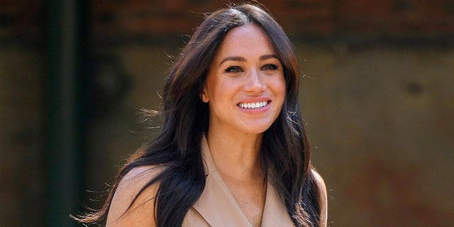 """There's something about that """"Markle sparkle"""" that has a universe transfixed, as Meghan Markle has been named a world's many absolute dresser of 2019."""