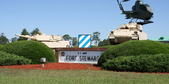 Three soldiers were killed and three others were injured in a training accident at Fort Stewart in Georgia early Sunday.