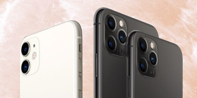 New iPhones are popular targets for thieves.