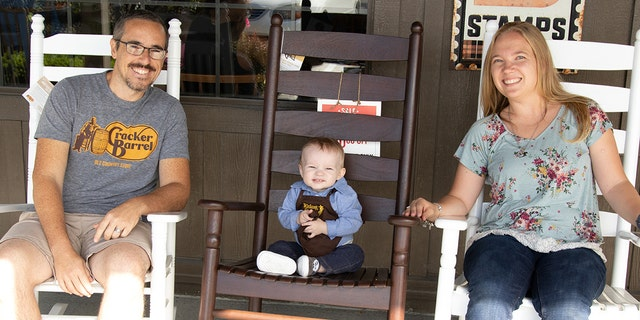 Westlake Legal Group 578A3490 Cracker Barrel-loving family celebrates son's first birthday at restaurant chain fox-news/lifestyle/parenting fox-news/food-drink/food/restaurants fox news fnc/food-drink fnc article Alexandra Deabler a75d2ba8-9ad0-5df2-b2f1-3e08b2f0faba