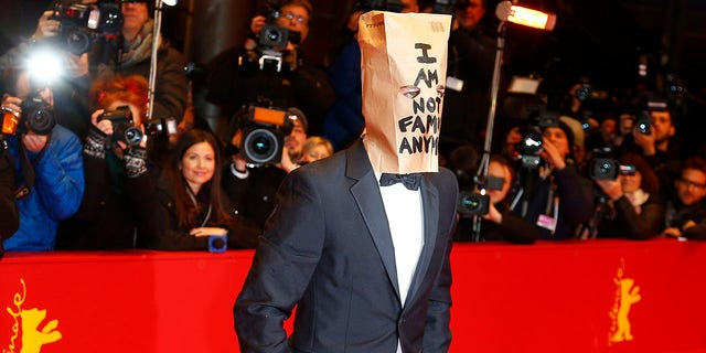"""Cast member Shia LaBeouf arrives on the red carpet to promote the movie """"Nymphomaniac Volume I"""" during the 64th Berlinale International Film Festival in Berlin February 9, 2014."""