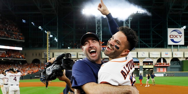 Westlake Legal Group 96afccf7-AP19293160064305 Astros top Yankees 6-4 to win ALCS, advance to World Series fox-news/sports/mlb/new-york-yankees fox-news/sports/mlb/houston-astros fox-news/sports/mlb-postseason fox-news/sports/mlb fox news fnc/sports fnc ee364269-5370-5ac5-a615-0fe4600ccf8c Dom Calicchio article