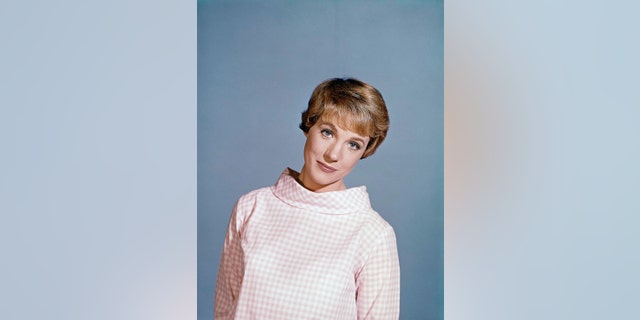 This 1965 file photo shows actress Julie Andrews. (AP Photo, File)