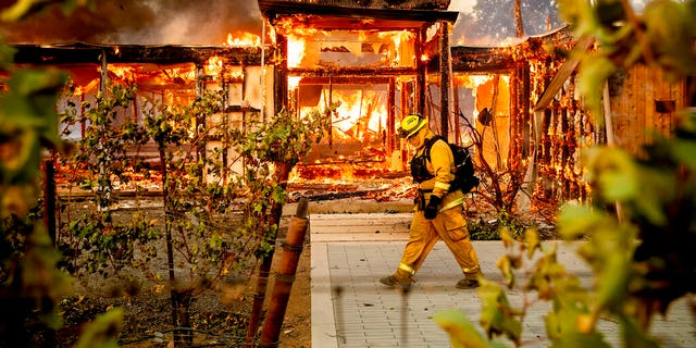 Westlake Legal Group AP19300598971320 California wildfires, strong winds prompt Newsom to declare state of emergency; 200,000 ordered to evacuate fox-news/us/us-regions/west/california fox-news/us/disasters/fires fox-news/us/disasters/disaster-response fox news fnc/us fnc Bradford Betz article 72fb1777-4866-53be-a148-e43ae31d747b