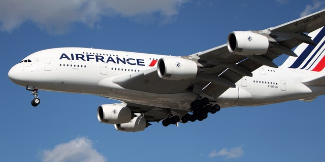"""Air France diverted the flight to Ireland as a """"precautionary measure,"""" the airline confirmed."""