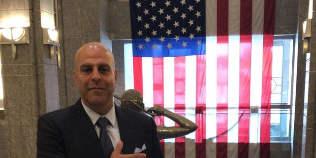 Amer Fakhoury after removing U.S. citizenship.