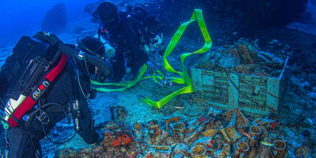 Westlake Legal Group Antikythera2019 Ancient Antikythera shipwreck reveals more of its secrets James Rogers fox-news/science/archaeology/history fox-news/science/archaeology/culture fox-news/columns/digging-history fox news fnc/science fnc article aa642a7c-376e-5fcf-8092-7ff89d8d321a