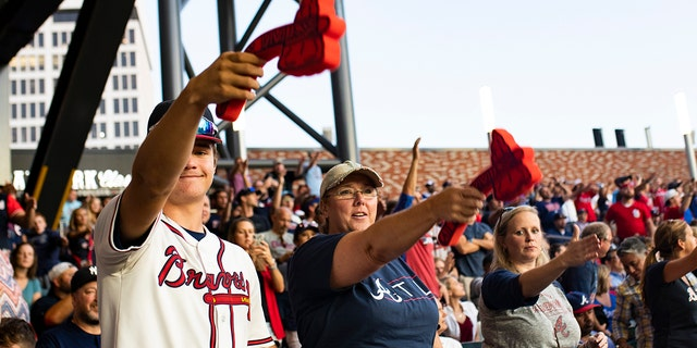 Atlanta Braves will keep their name but review the 'Tomahawk Chop'