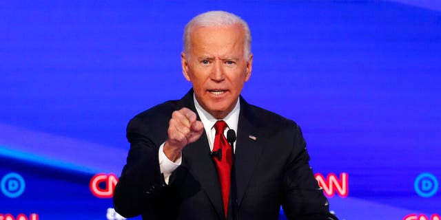 Westlake Legal Group Bidendebate101619 Warren attacked from all sides at Dem debate; 'Squad' to back Sanders; Biden says focus on Trump fox-news/columns/fox-news-first fox news fnc/us fnc e3856332-3802-52e8-adf5-320053ff3889 article