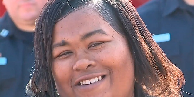 Chanaye Brown was roving on Route 12 late during night on Jan. 5, when she beheld abandon sharpened from thewindow of an unit building north of downtown Milwaukee.