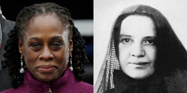 New York City First Lady Chirlane McCray is under fire from Christians for snubbing the city's top vote-getter, Mother Cabrini, the first American citizen to be named a saint and the patron saint of immigrants.