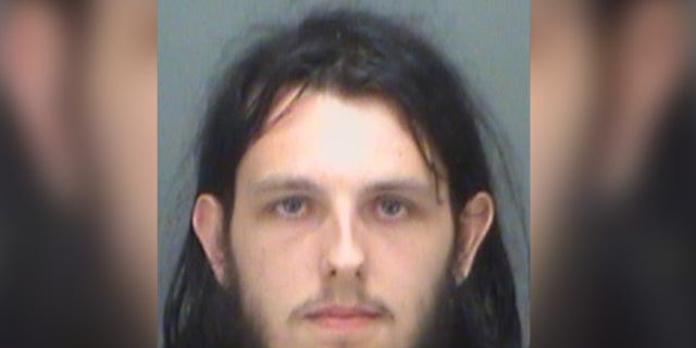 Christopher Meader Pinellas is accused of allegedly sexually assaulting an Olaf stuffed doll in a Target store. (Photo: County Sheriff's Office)