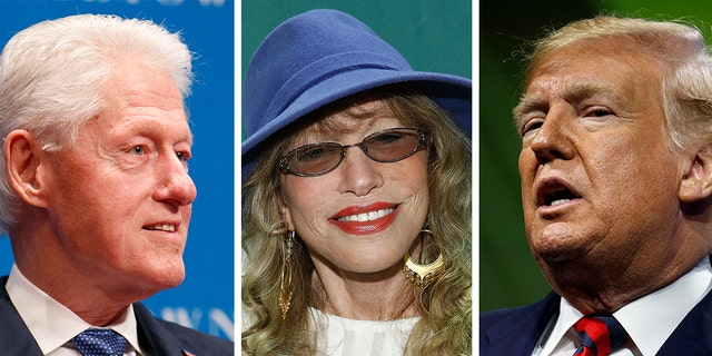 Carly Simon had words of praise for former President Clinton, but not for President Trump, in a new interview.