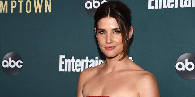 Cobie Smulders was able to vote this year after becoming a U.S. citizen. She was born in Canada.
