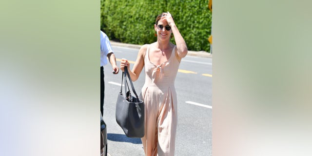 Westlake Legal Group Cobie-Smulders_Getty 'Stumptown' star Cobie Smulders credits Tom Cruise for helping her prepare for stunt-heavy role in P.I. drama Julius Young fox-news/entertainment/tv fox-news/entertainment/celebrity-news fox news fnc/entertainment fnc article 8377dcbe-18fd-5564-8890-4a3e1874206e
