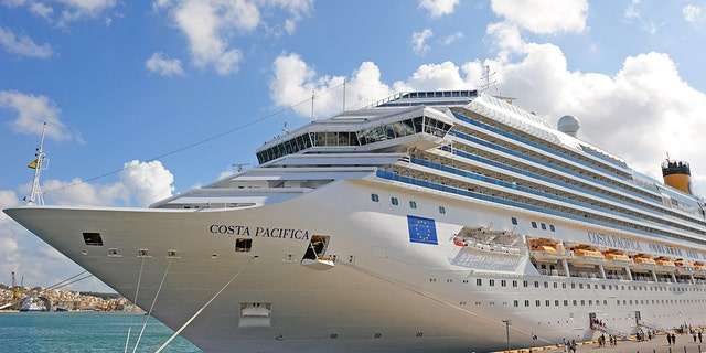 A 75-year-old unidentified Costa Cruise line passenger aboard the Costa Pacifica was killed on Oct. 10 when she was seen by a witness jumping off the eighth-floor balcony of the ship.
